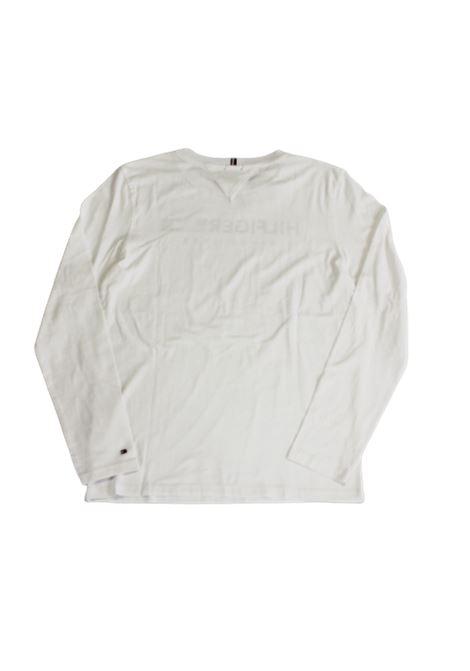 TOMMY HILFIGER | T-shirt | KB0KB04997123BIANCO