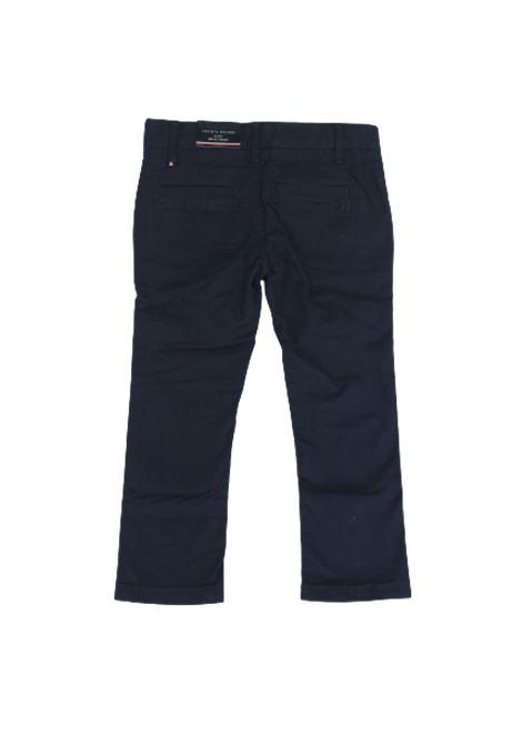 TOMMY HILFIGER | trousers | KB0KB05051CBKBLU