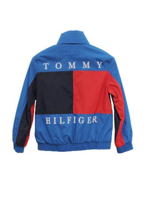 TOMMY HILFIGER | jacket | KB0KB05416BLUETTE