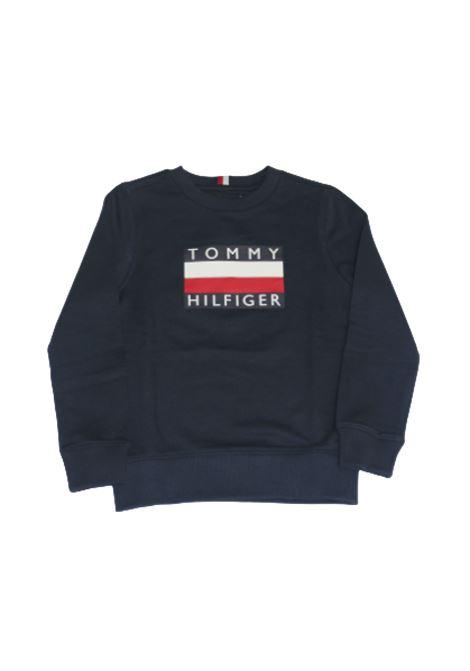 TOMMY HILFIGER | sweatshirt | KB0KB05474CBKBLU