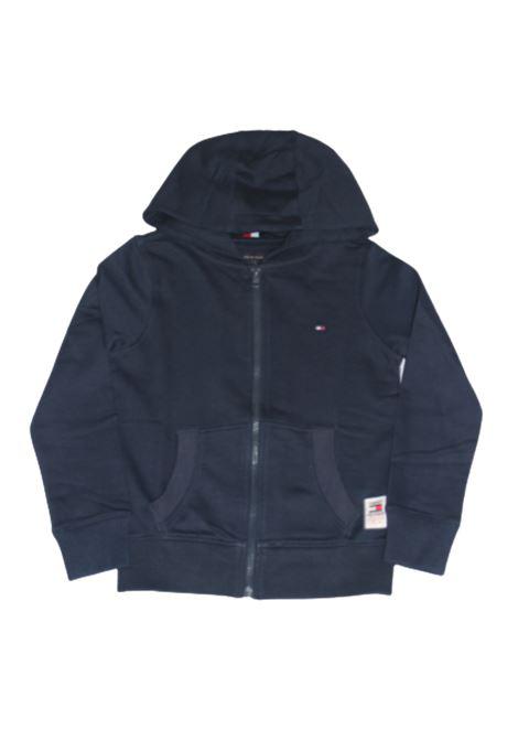 TOMMY HILFIGER | sweatshirt | KB0KB05476CGDBLU