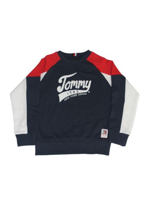 Felpa Tommy Hilfiger TOMMY HILFIGER | Felpa | KB0KB05495CBKBLU