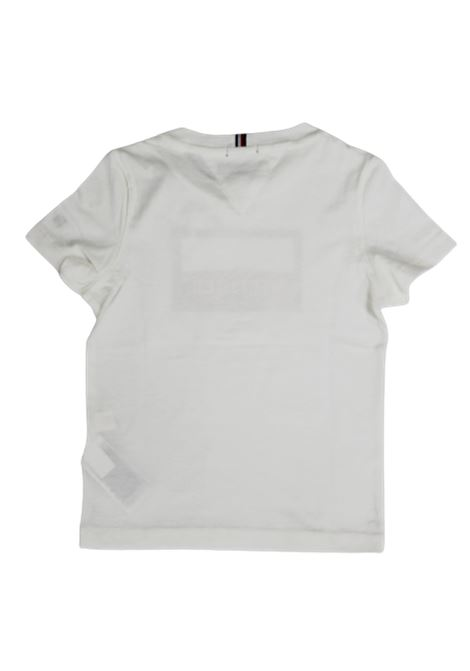 TOMMY HILFIGER | T-shirt | KB0KB05625YBBRBIANCO