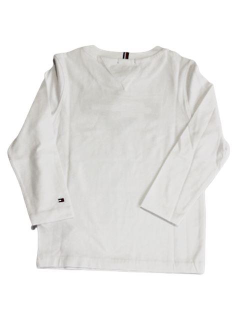TOMMY HILFIGER | T-shirt | KB0KB5125YAFBIANCO