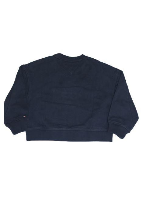 TOMMY HILFIGER | sweatshirt | KG0KG04955CBKBLU