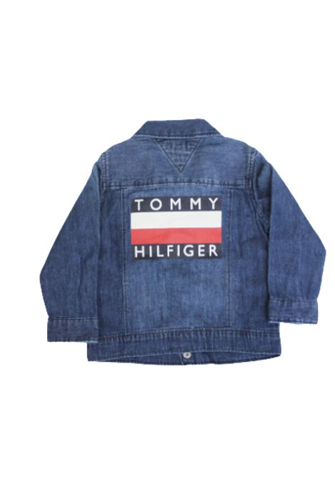 TOMMY HILFIGER | shirt | KN0KN011001A5JEANS