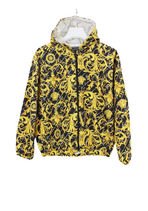 VERSACE | jacket | YC000199A232784A7008NERO FANTASIA