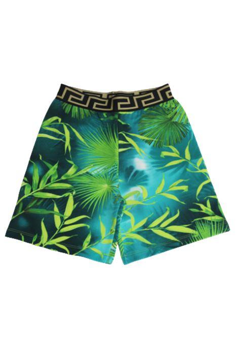 VERSACE   Bermuda pants    YD000305VERFDE FANTASIA