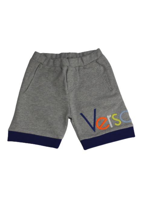 VERSACE | Bermuda pants  | YVMBE74GRIGIO