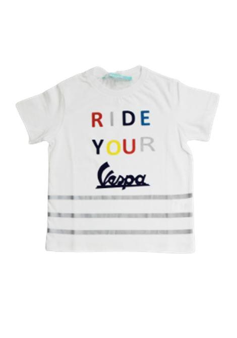 T-shirt Vespa VESPA | T-shirt | 8K8011KA050BIANCO