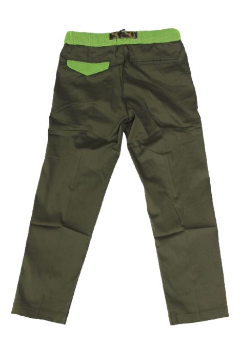 WHITE SAND | trousers | 20SZ16310RTVERDE MILITARE