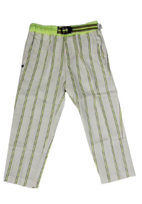 WHITE SAND | trousers | 20SZ16320RTPANNA