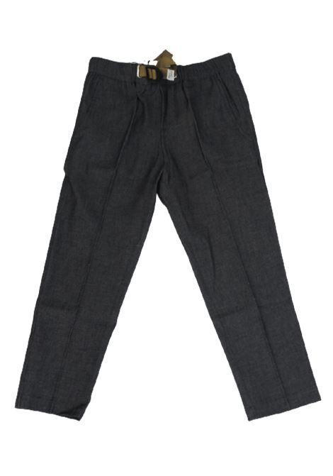 WHITE SAND | trousers | 20SZ16346BLU