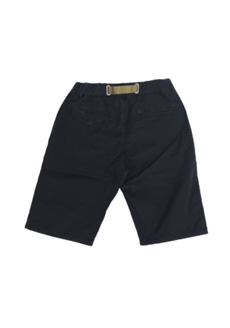 WHITE SAND | Bermuda pants  | 20SZ5104BLU