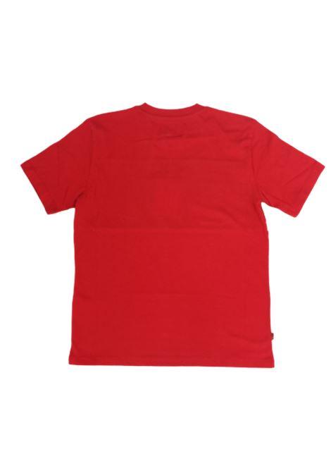 T-shirt Woolrich WOOLRICH | T-shirt | CFWKTE0038MRUT1486ROSSO
