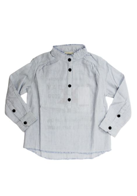 ZADIG & VOLTAIRE | shirt | X15195AZZURO