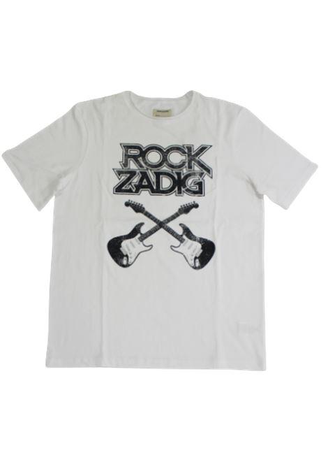 T-shirt Zadig & Voltaire ZADIG & VOLTAIRE | T-shirt | X25192BIANCO