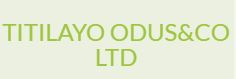 TITILAYO ODUS & CO LTD