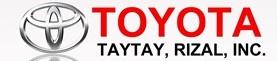 Toyota Taytay Rizal Inc.