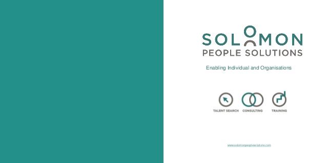 Solomon People Solutions