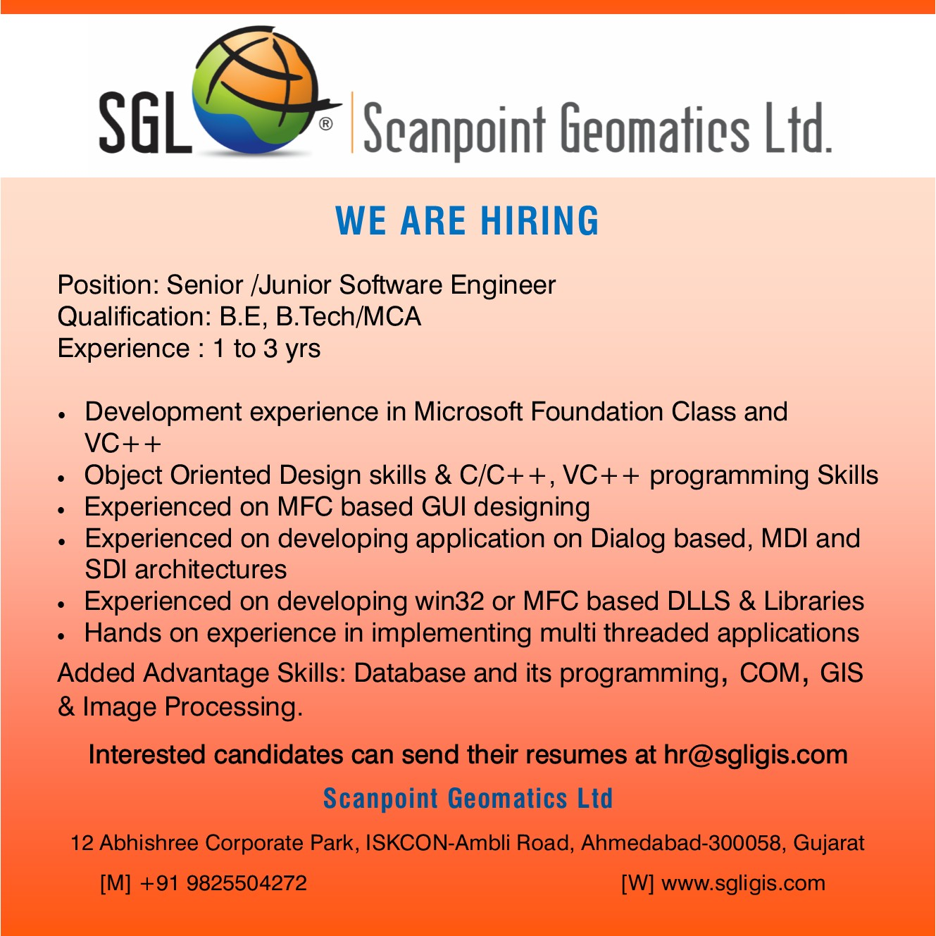 Scanpoint Geomatics Limited