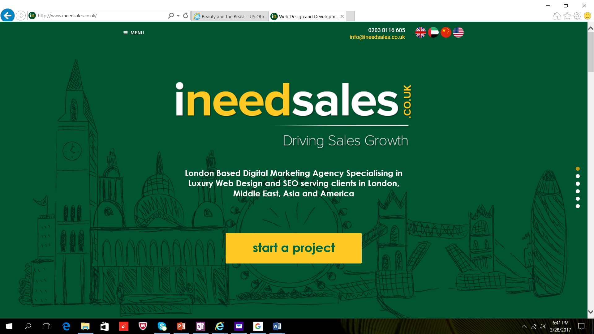 Ineedsales.co.uk