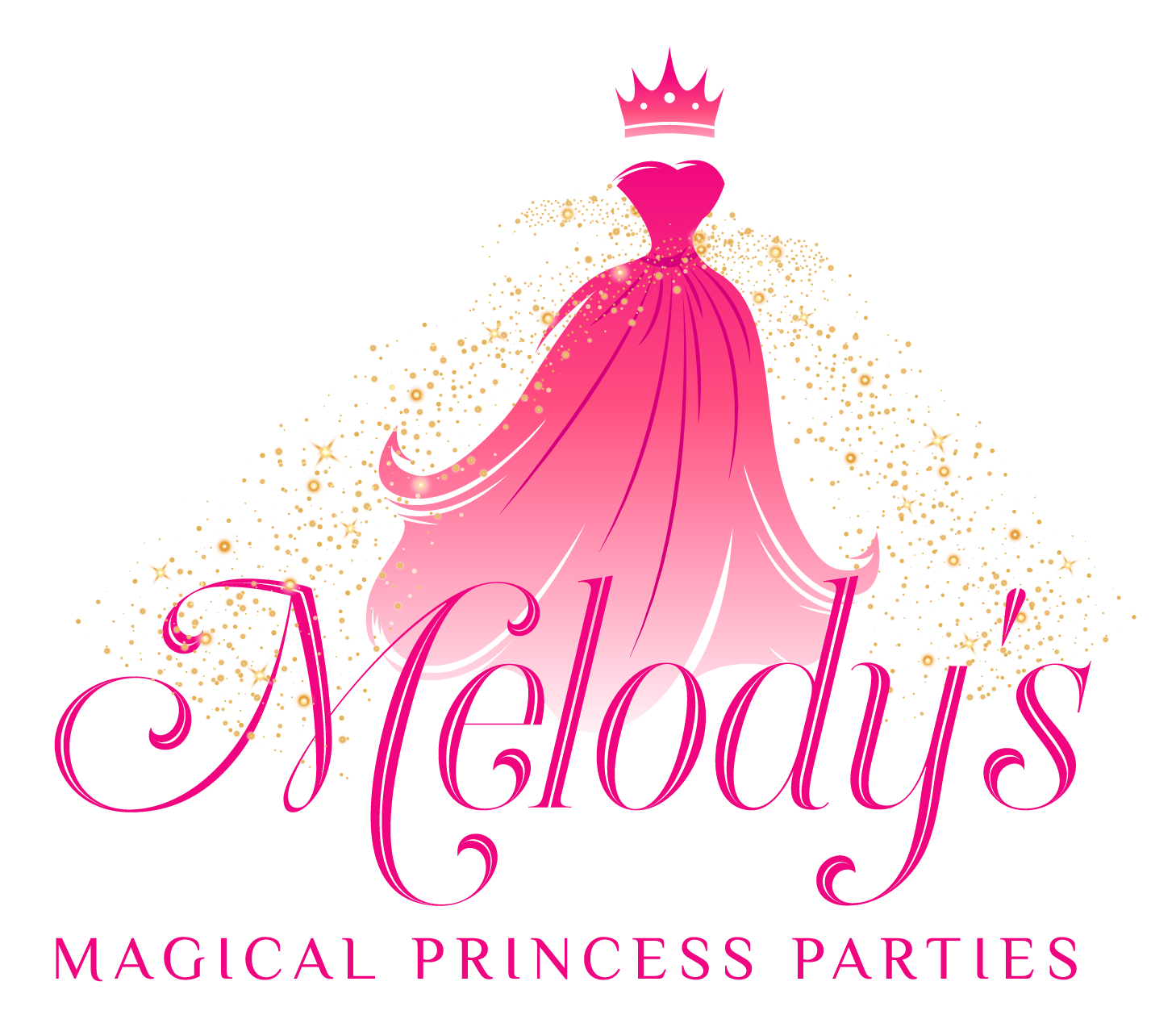 Melody's Magical Princess Parties