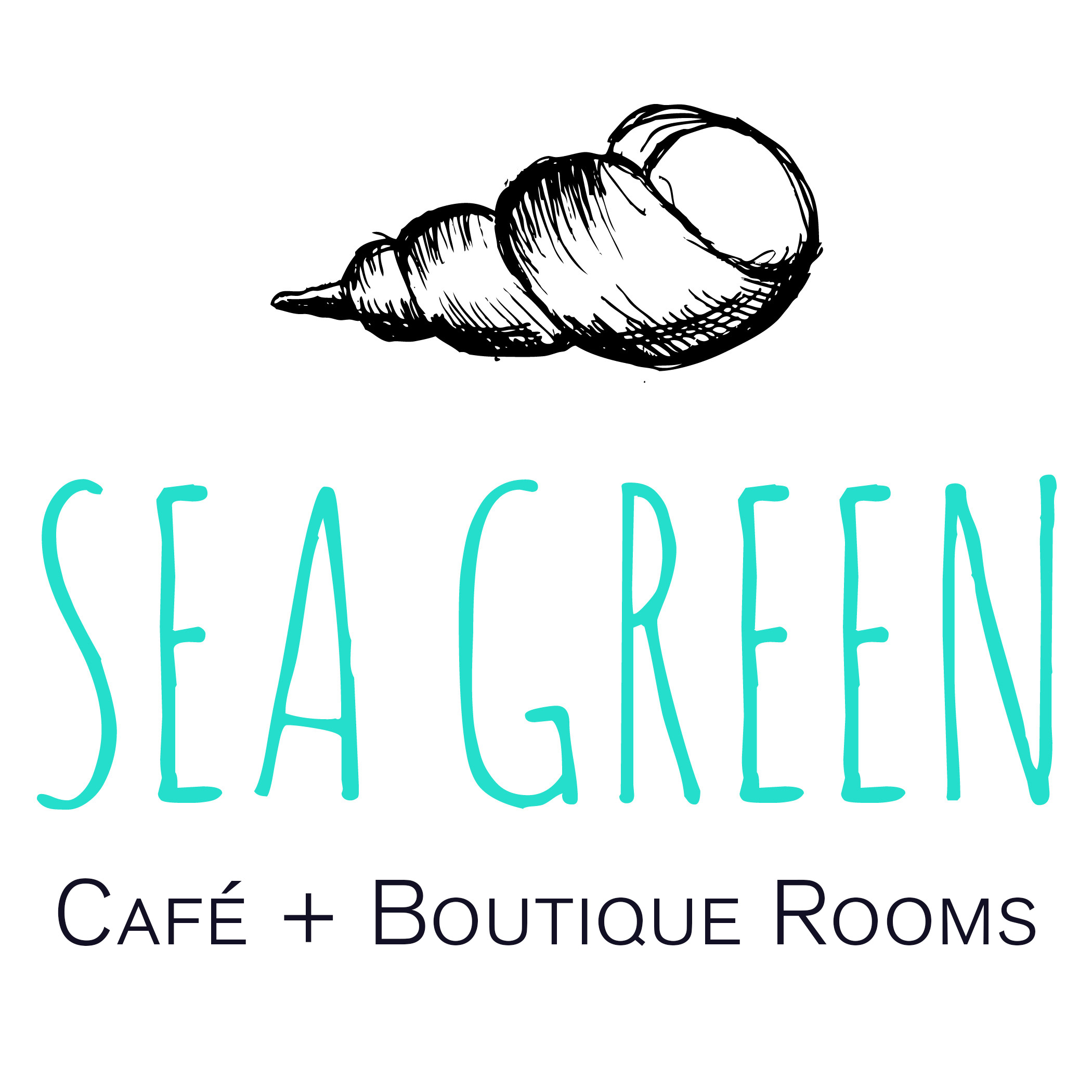 Sea Green Cafe & Boutique Rooms