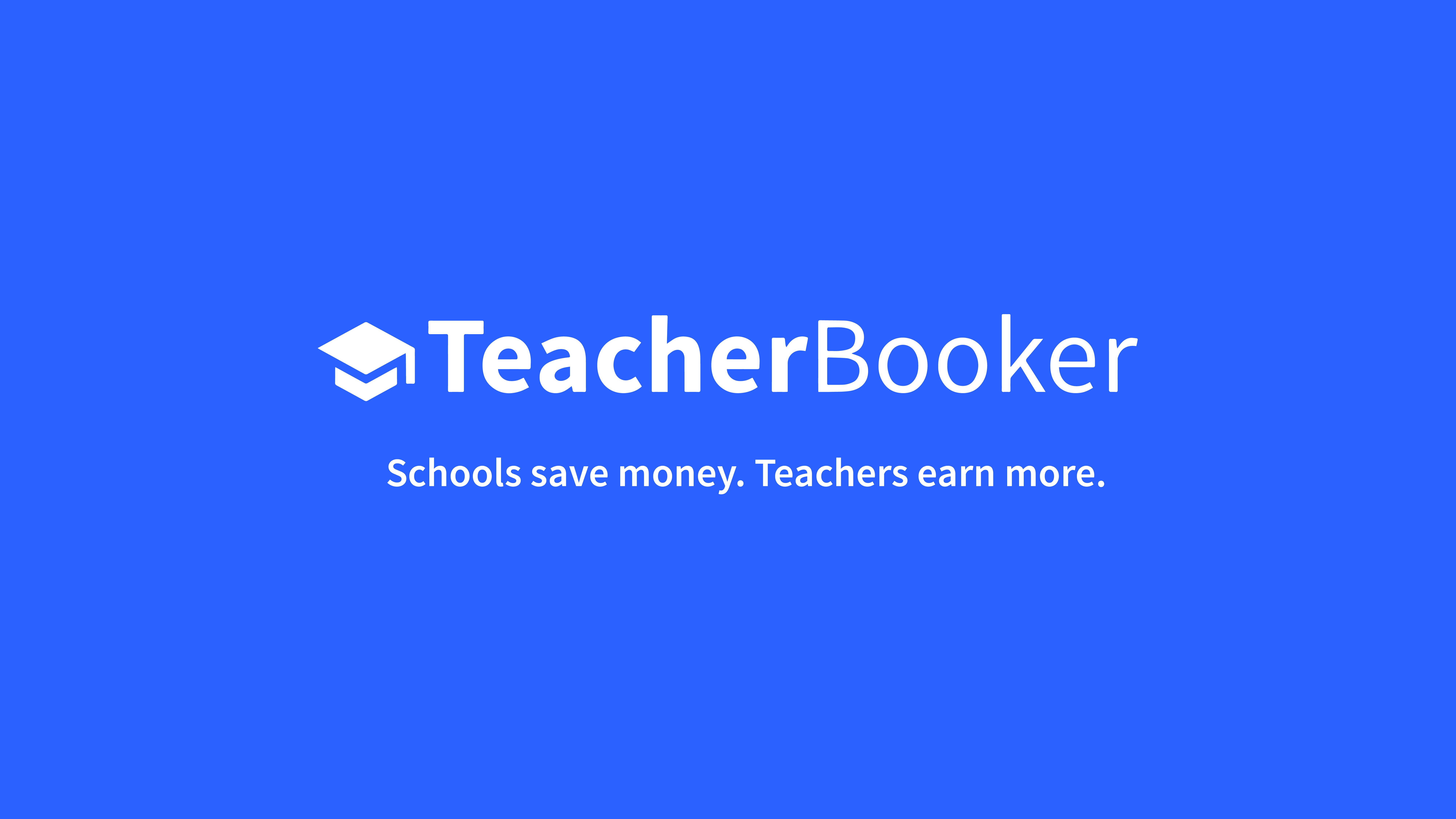 Teacher Booker