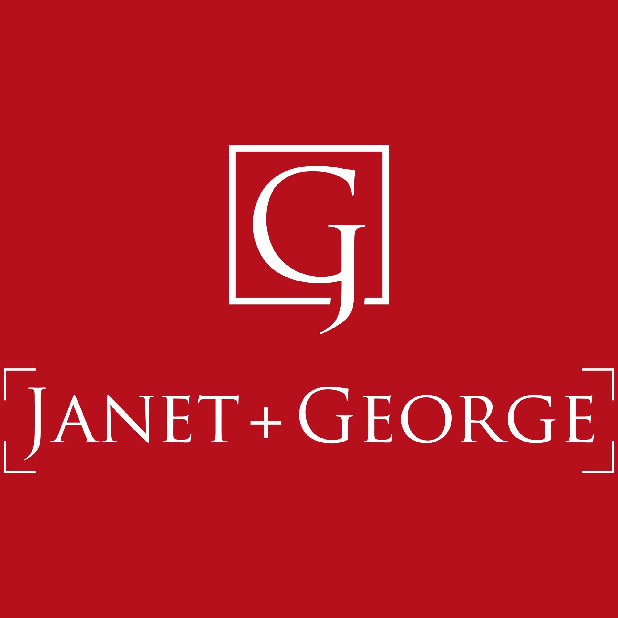 JANET + GEORGE