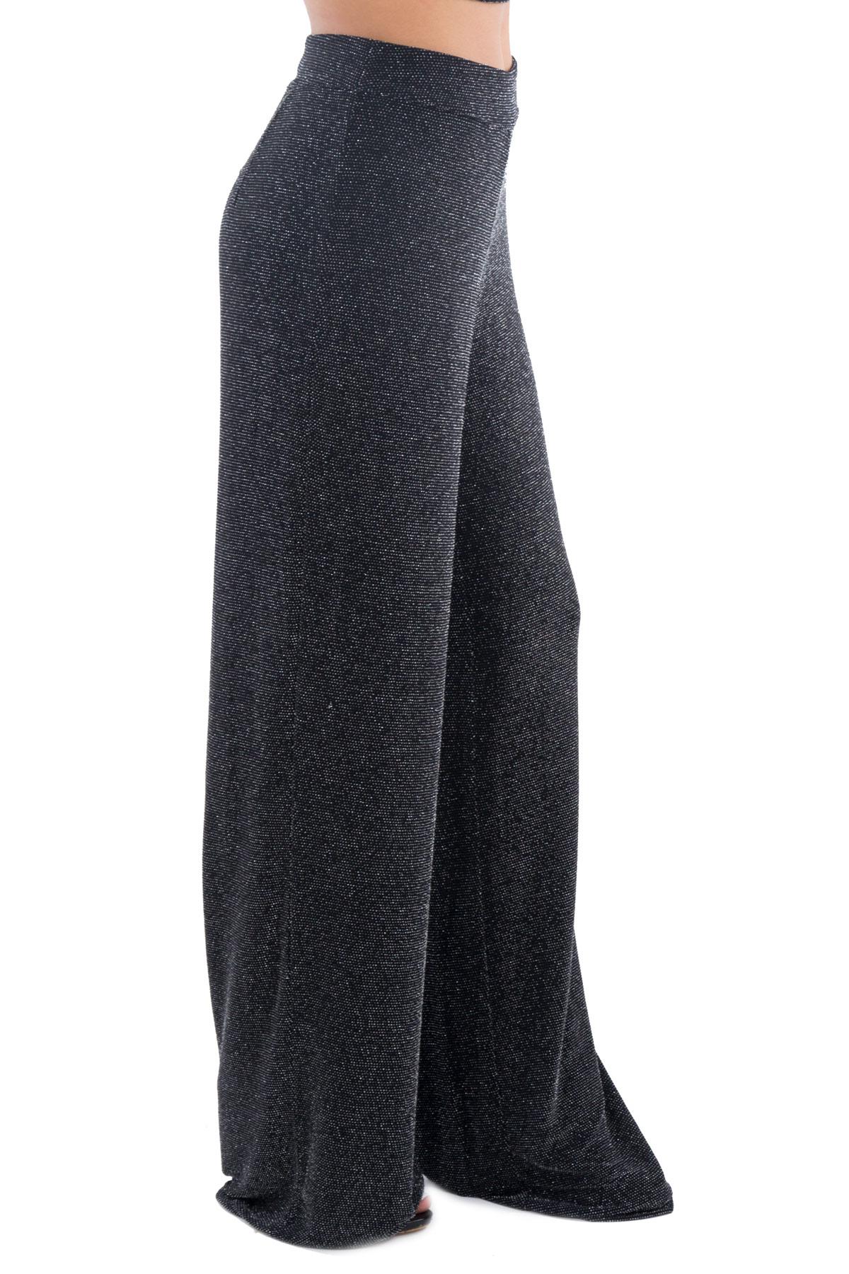 Guess Lurex Pantalone Mariposastore Palazzo La E4nwaq 486a63716ef