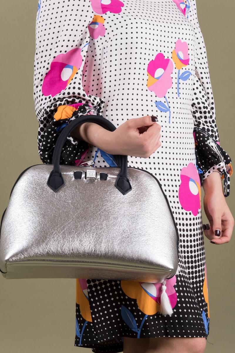 2d0ca379c21776 Princess midi bag laminate SAVE MY BAG - Save my Bag - La mariposastore