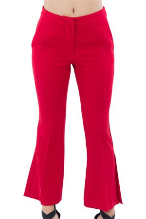 Pantalone svasato con spacchi Nam-Myo Nam-Myo | 9 | GISELE01388