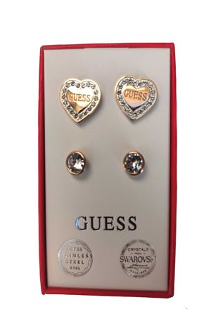 Set orecchini  cuore/punto luce guess Guess | 5032236 | JUBS2940301