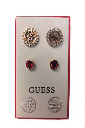 Set orecchini logo 4G oro/oro guess Guess | 5032236 | JUBS2940401