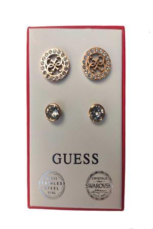 Set orecchini  logo 4G oro/oro guess Guess | 5032236 | JUBS2941401