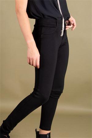 Pantalone 5 tasche punto milano GUESS Guess | 9 | W93AJ2K8RN0JBLK