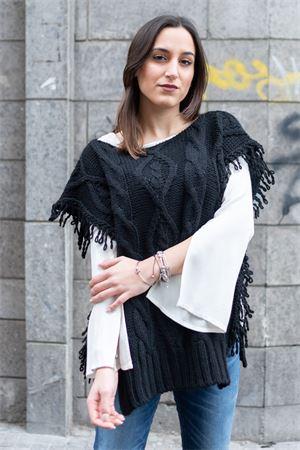 maglia gilet a trecce Susy Mix | 7 | 5215702