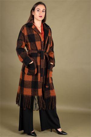 Cappotto a vestaglia quadri SUSYMIX Susy Mix | 17 | 889501