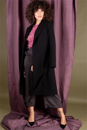 Cappotto a  vestaglia punto stoffa SUSY MIX Susy Mix   17   LETIZIA01