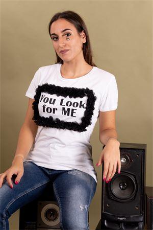 T-shirt con stampa grafica e tulle SUSYmix Susy Mix | 8 | LTN482601