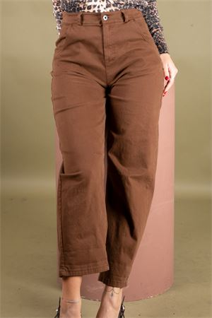 Pantalone baggy in cotone caldo SUSYMIX Susy Mix | 9 | PA961002