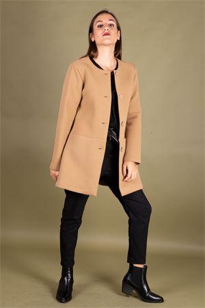 Cappotto neoprene bicolore diagonale SUSYMIX Susy Mix | 17 | SHYAH02