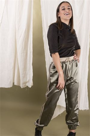 Pantalone coulisse con bande laterali TRASH AND LUXURY Trash and Luxury | 9 | TL05FW1920302401