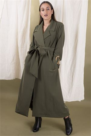 Cappotto a vestaglia con ricami TRASH AND LUXURY Trash and Luxury | 17 | TL16FW1920306901