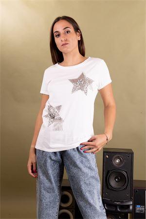 T-shirt con applicazione starss VICOLO Vicolo | 8 | RM004302