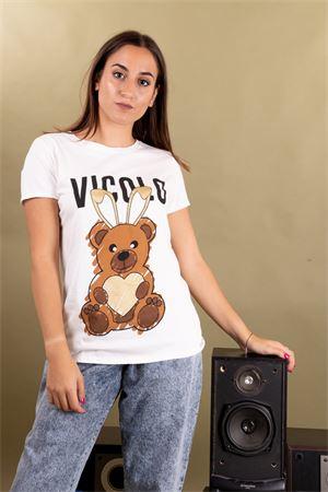 T-shirt orsetto fronte retro VICOLO Vicolo | 8 | RM017802
