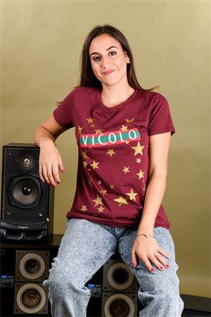 T-shirt stelle con logo VICOLO Vicolo | 8 | RM021701
