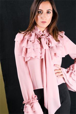 alt='Camicia rouches con fiocco VICOLO Vicolo | 6 | TM008003' title='Camicia rouches con fiocco VICOLO Vicolo | 6 | TM008003'