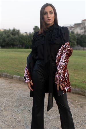 Pantalone gamba larga con spacco VICOLO Vicolo | 9 | TM014001